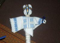 Обереги куклы-мотанки своими руками