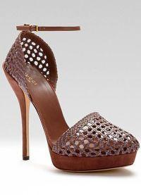 Обувь Гуччи