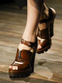 Обувь тенденции весна 2015 12