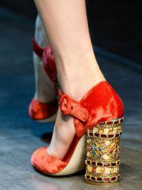 Обувь тенденции весна 2015 4