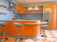 сочетание цветов в интерьере кухни 3