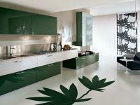 сочетание цветов в интерьере кухни 9