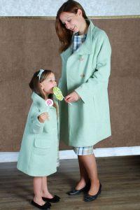 одинаковая одежда мама и дочка6