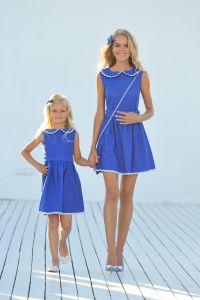 одинаковая одежда мама и дочка7