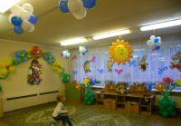 Оформление выпускного в детском саду 2