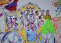 Оформление выпускного в детском саду 6