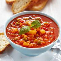 Web version минестроне фото рецепт овощной с Итальянский суп the