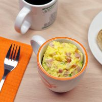 Пропорции яиц и молока для омлета