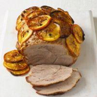 как приготовить свинину с апельсинами