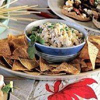 салат с чипсами рецепт