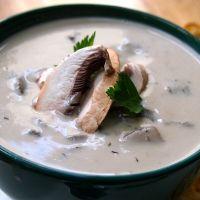 суп пюре со сливками