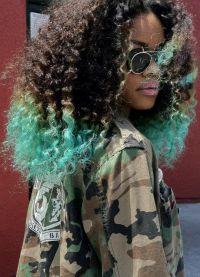 омбре на волосах10