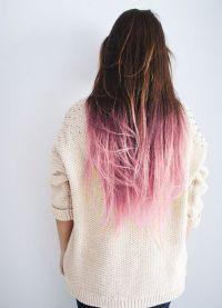 омбре на волосах11