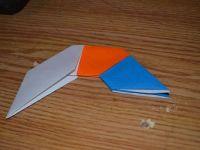 оригами из бумаги вертушка112