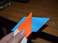 оригами из бумаги вертушка11