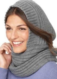 оригинальные вязаные шапки для женщин3