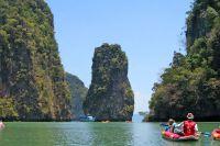 Остров джеймс бонда в тайланде