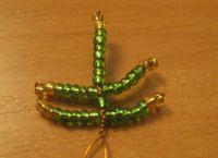 пальма из бисера8