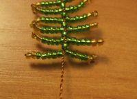 пальма из бисера9