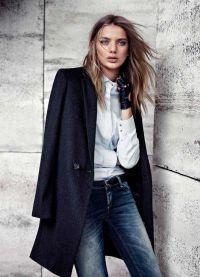 пальто мода 2015 2