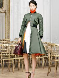 Пальто мода весна 2015 14