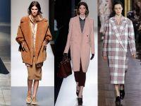 пальто модные тренды 2015 года1