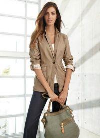 пиджак блейзер 2