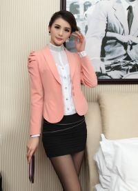 пиджак блейзер 5