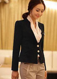 пиджак блейзер 8