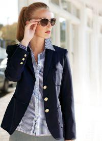 пиджак блейзер 9