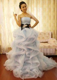 платье из органзы1