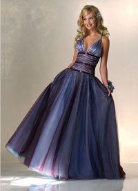 платье из органзы6