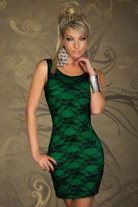Платье с кружевом 1