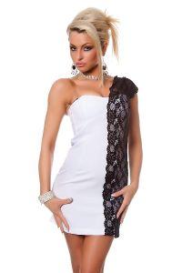 Платье с кружевом 2