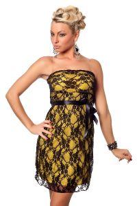 Платье с кружевом 4