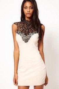 Платье с кружевом 5