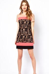 Платье с кружевом 7