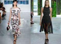 платья мода лето 2015 11