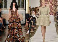 платья мода лето 2015 15