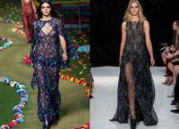платья мода лето 2015 18