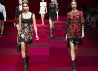 платья мода лето 2015 21