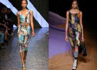 платья мода лето 2015 27