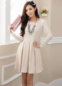 платья мода весна лето 2015 6