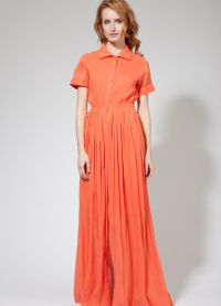 платья в пол 2015 6