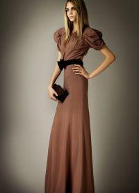 платья в пол 2015 7