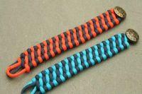 плетение браслетов из шнурков2