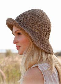 пляжные шляпы 2015 8