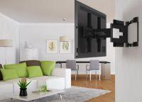 Подставка под телевизор на стену2