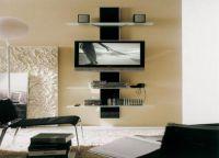 Подставка под телевизор на стену8