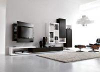 Подставка под телевизор на стену9